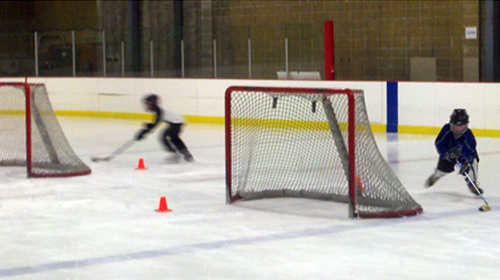 on ice clinics